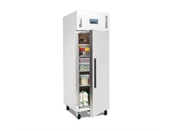 Kühlschrank Xxl Edelstahl : Xxlselect polar edelstahl kühlschrank liter
