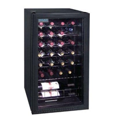 XXLselect Polar Weinkühlschrank 28 Flaschen