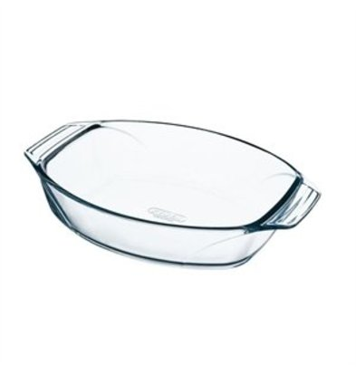 XXLselect Pyrex ovale Schale 300x210mm