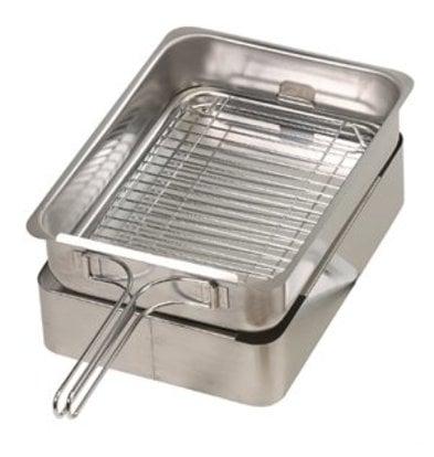 XXLselect Tisch-Räucherofen 390x90x280mm