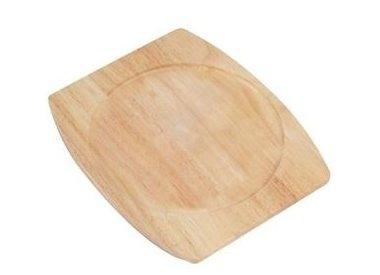 Holzbrett für Pfannen