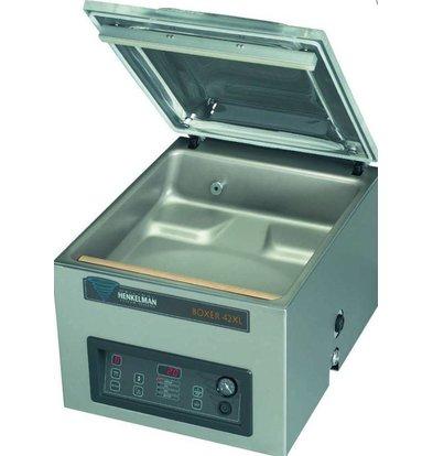 Henkelman Vakuummaschine Boxer 42 XL | Henkelman | 021m3 / 20-40 Sek. | Abm. Kammer: 460x420x180(h)mm
