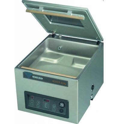Henkelman Vakuummaschine Boxer 42 XL - BI - ACTIVE | Henkelman | 15-35 Sek. | Abm. Kammer: 460x420x120(h)mm