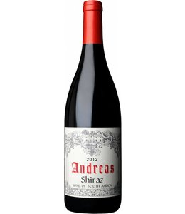 Andreas Shiraz 2014