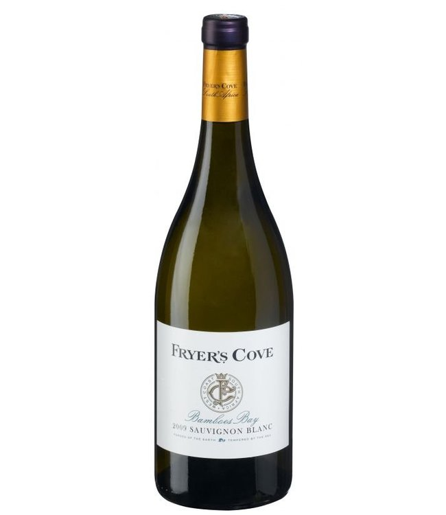Fryer's Cove Bamboes Bay Sauvignon Blanc 2015