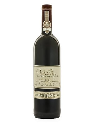 Springfield Estate Springfield Estate Whole Berry Cabernet Sauvignon 2015