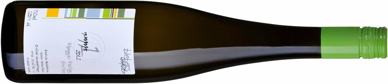 Biebers Weinkultur Riesling Nummer 1 2012