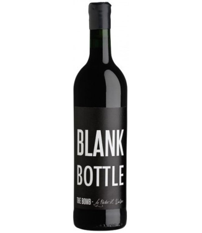 BlankBottle The Bomb 2012