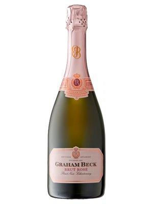 Graham Beck Graham Beck Cap Classique Brut Rose N/V