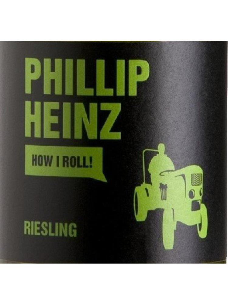 Phillip Heinz Phillip Heinz Riesling 2017 QbA trocken