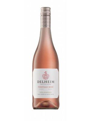 Delheim Delheim Pinotage Rosé 2017