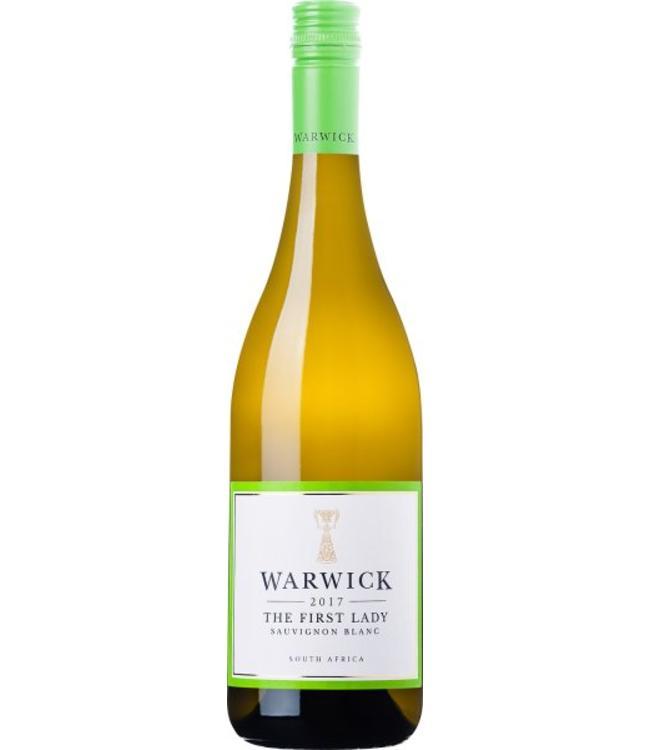 Warwick The First Lady Sauvignon Blanc 2017