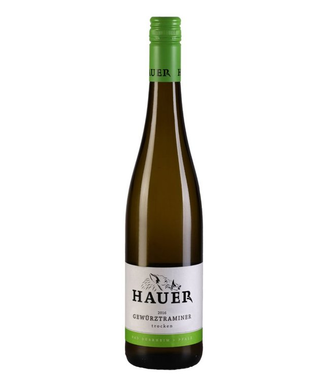 Weingut Hauer Gewürztraminer trocken 2016