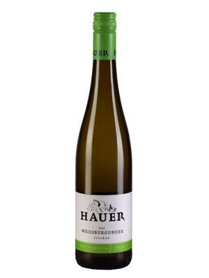 Weingut Hauer Hauer Weißburgunder trocken 2016