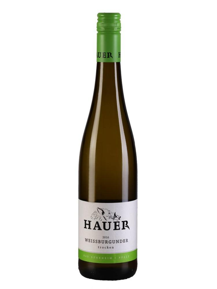 Weingut Hauer Hauer Weißburgunder trocken 2017