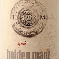 Holden Manz Syrah Reserve 2014