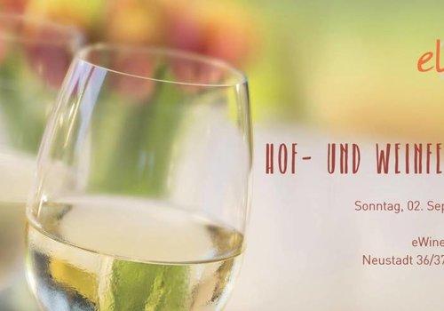02. September - 2. Hof- und Weinfest