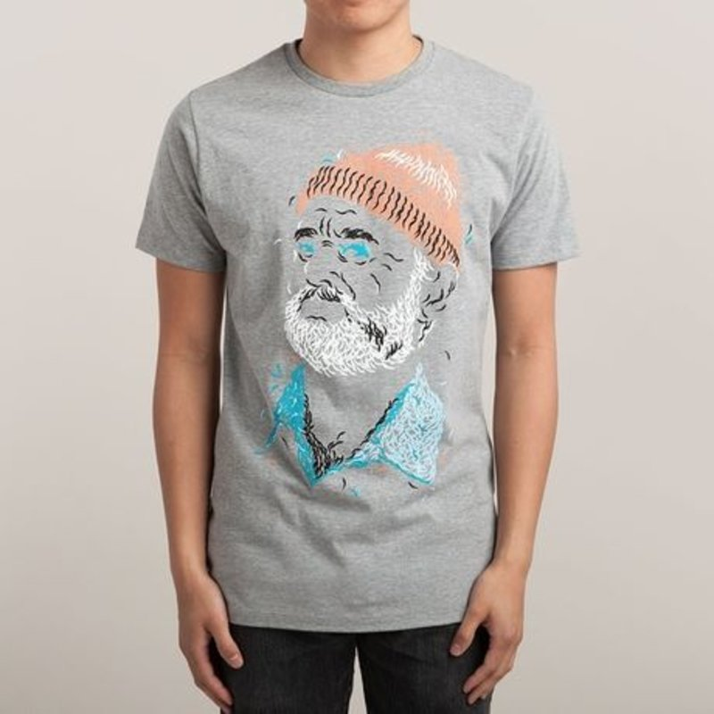 Zissou of Fish Guys Tee and Tank