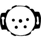 Isotel telefoon aansluiting varkensneus voor alle merken 393582