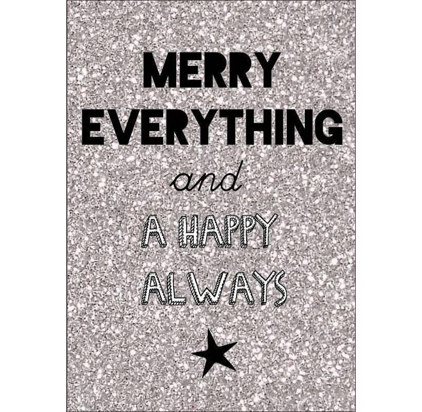 Merry...