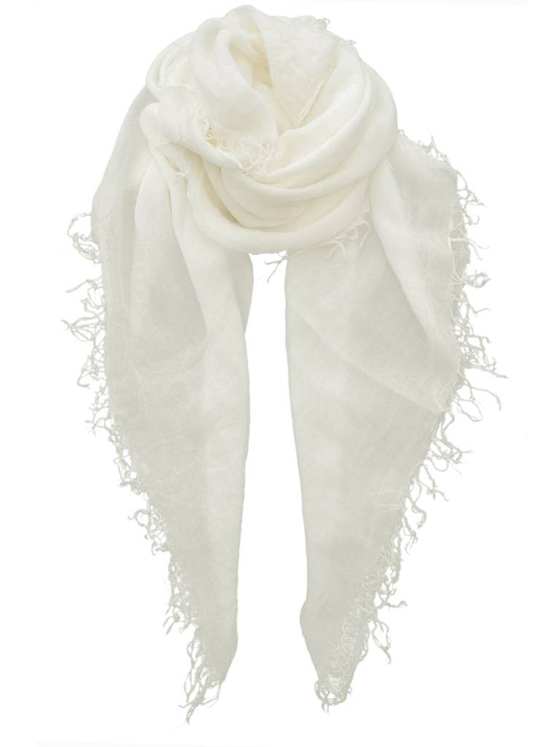 sjaals cashmy white sand