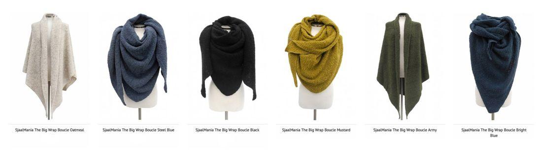 De Sjaal Tips van Oktober