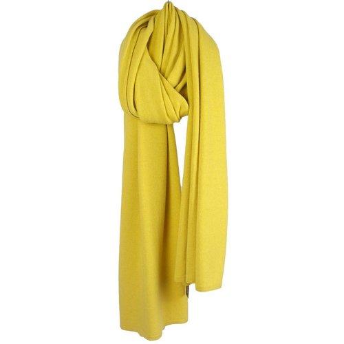 Sjaal SjaalMania Cosy Chic Vibrant Yellow