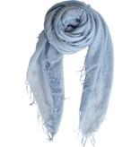 sjaal SjaalMania Cashmy Dream Blue
