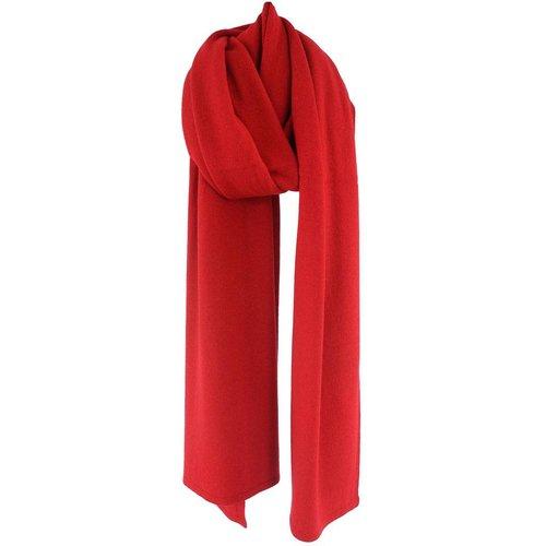 Sjaal SjaalMania Cosy Chic Bright Red