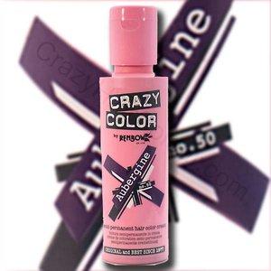 Crazy Color Aubergine
