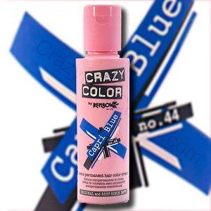 Crazy Color Capri Blue