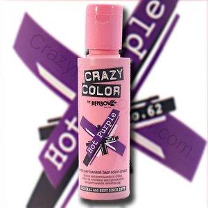 Crazy Color Hot Purple