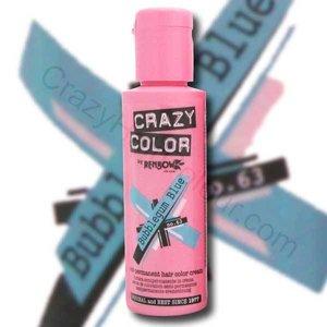 Crazy Color Bubblegum Blue
