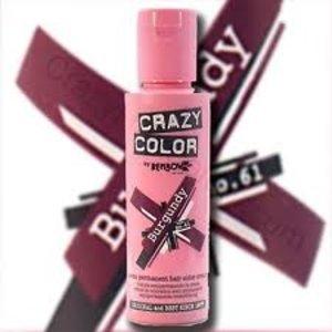 Crazy Color Burgundy