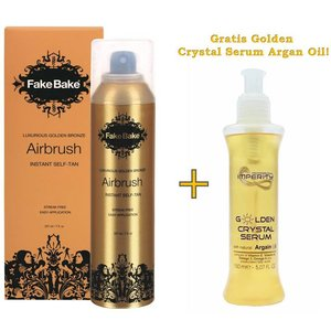 Fake Bake Luxurious Golden Bronze Airbrush