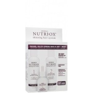 Nutriox Noticeable Thinning Hair Kit Chemically