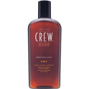 American Crew 3 in 1 Shampoo / Conditioner, 450ml
