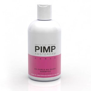PIMP AMSTERDAM No Curls No Glory Shampoo