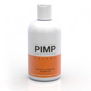 PIMP AMSTERDAM Volume Beauty & Brain Shampoo