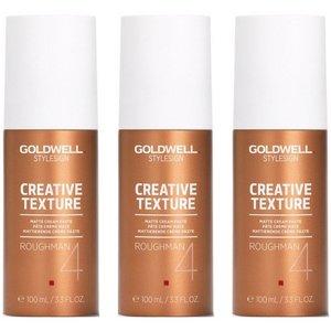 Goldwell StyleSign Texture Roughman 3 stuks