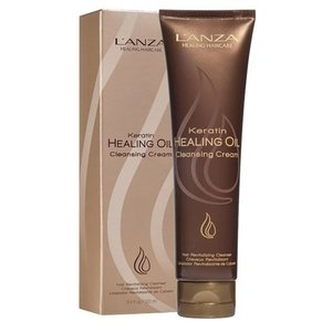 Lanza Keratin Healing Oil Cleansing Cream