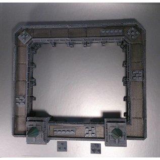 Titan Wall - Silber Set