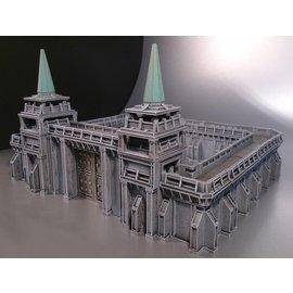 Titan Wall - Silver Set