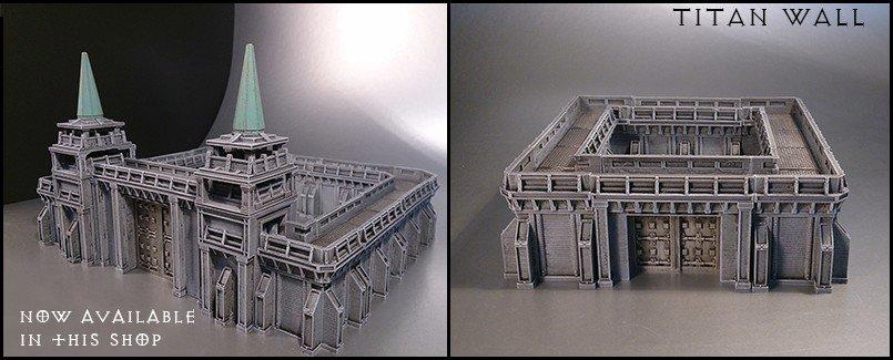 Titan Wall - Jetzt erhältlich!