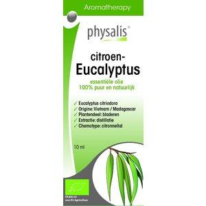 Physalis Physalis citroen eucalyptus
