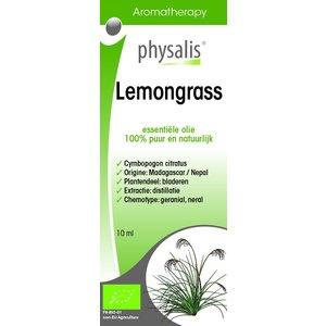 Physalis Physalis lemongras