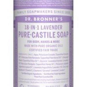 Dr Bronners Magic soap lavendel 475ml