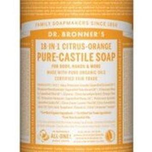 Dr Bronners Magic pure castile soap citrus 945ml
