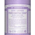 Dr Bronners Magic pure castile soap lavendel 945ml