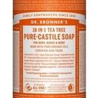 Dr Bronners Magic pure castile soap tea tree 945 ml